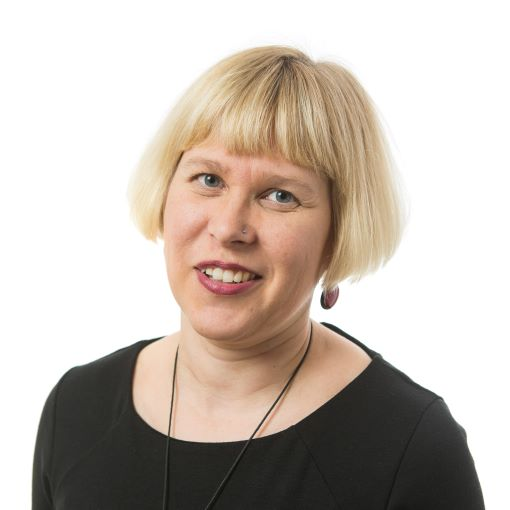 Maria Mustonen (Foto: Erik Nordlund)